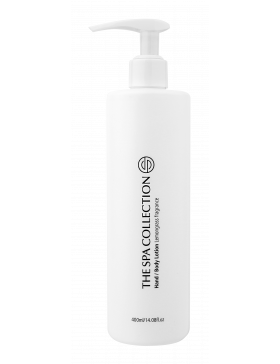 Hand and body lotion - The Spa Collection lemongrass 400ml