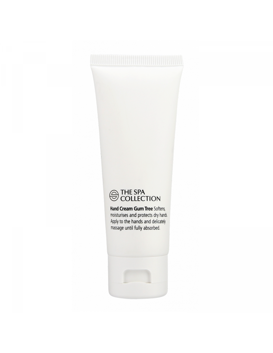 Handcrème The Spa Collection Gum Tree 50 ml witte tube