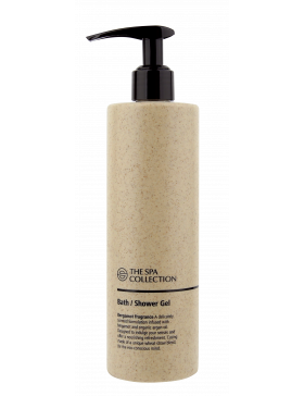 Bath/Shower gel TSC Bergamot 400 ml