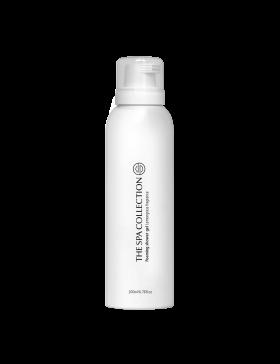 Shower Foam - The Spa Collection lemongrass 200ml