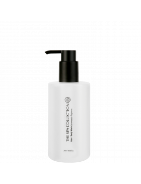 Hair and body wash - The Spa Collection lemongrass black pump 310ml