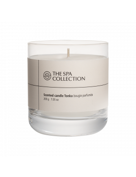 Scented candle Tonka - The Spa Collection